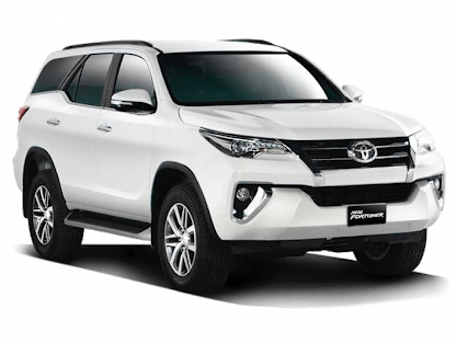 SUV Toyota New Fortuner