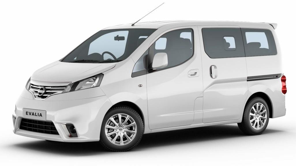 Nissan EVALIA AT