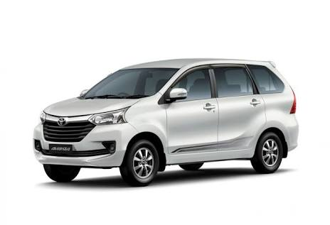 Minivan Avanza or similar All in (down town)