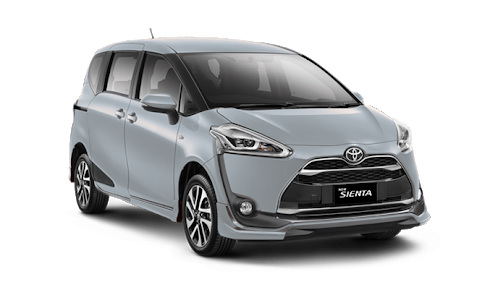 Toyota New SIENTA AT
