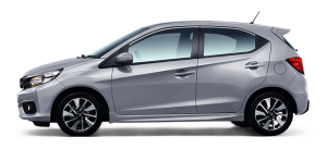 Honda Brio AT or similiar