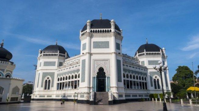 Masjid Raya Medan