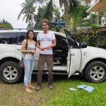 Self driver car rental in Medan