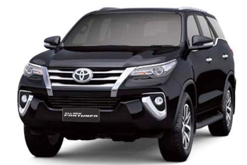SUV Fortuner or Similiar